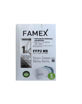 Famex Μάσκες FFP2 (10τμχ)